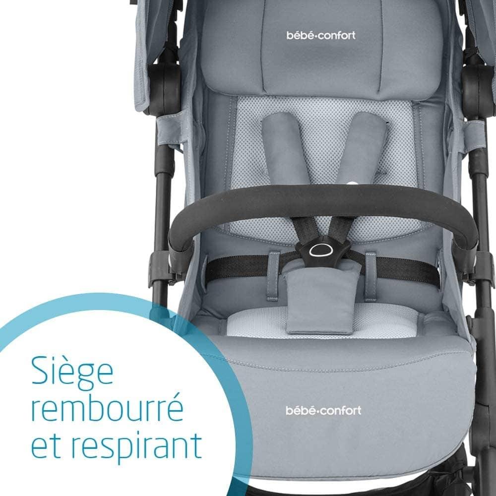 Matériel confortable pour le déplacement de votre bébé