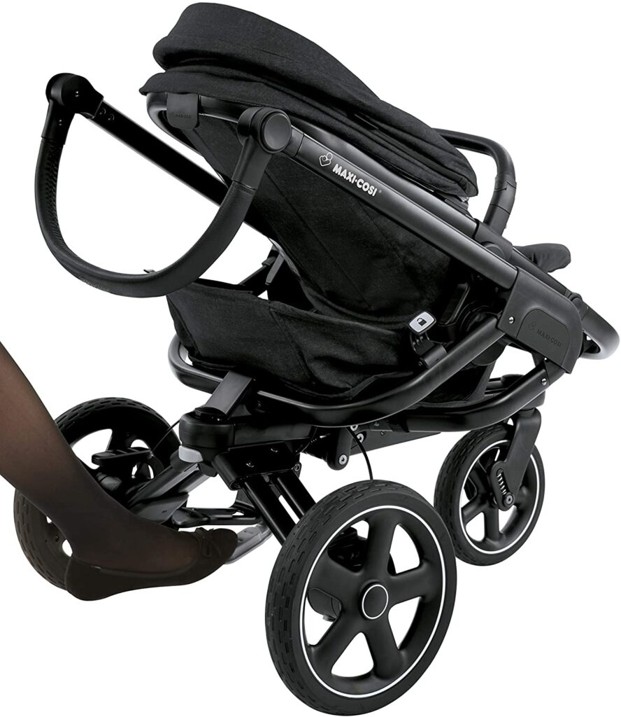 Maxi cosi nova 3 roues