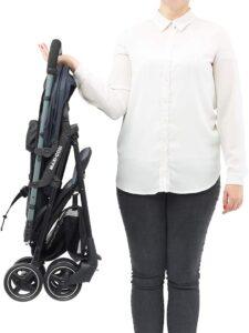 Poussette bébé Maxi Cosi Diza - Compacte et légère